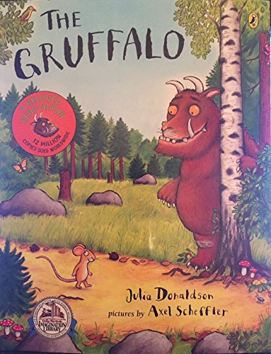 9780803733718: The Gruffalo (Dolly Pardons Imagination Library)