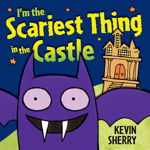I'm the Scariest Thing in the Castle: Sherry, Kevin