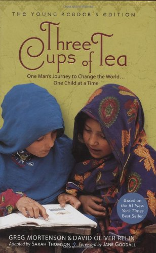 9780803733923: Three Cups of Tea: Young Readers Edition: One Man's Journey to Change the World... One Child at a Time