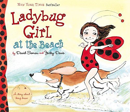 9780803734166: Ladybug Girl at the Beach