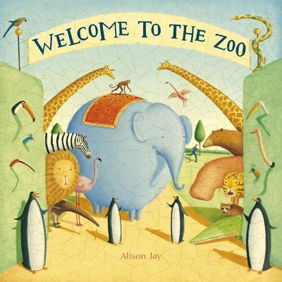 9780803734227: Welcome To The Zoo (Dolly Parton's Imagination Library)