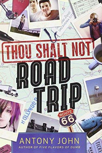 9780803734340: Thou Shalt Not Road Trip
