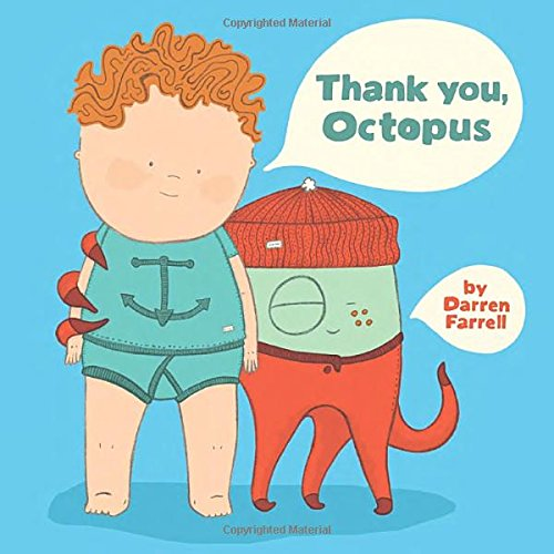 9780803734388: Thank You, Octopus
