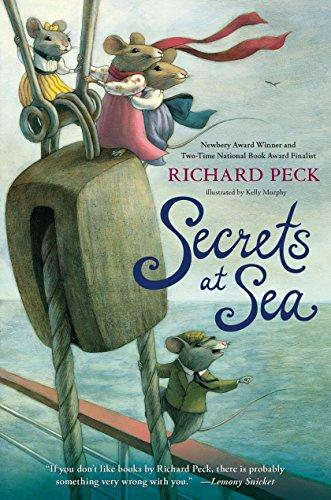9780803734555: Secrets at Sea