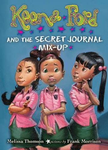 9780803734654: Keena Ford and the Secret Journal Mix-Up