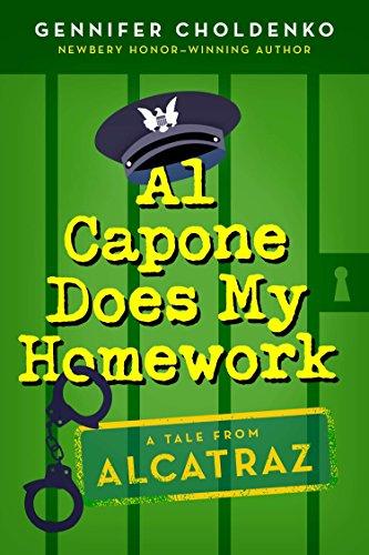 9780803734722: Al Capone Does My Homework (Tales from Alcatraz)
