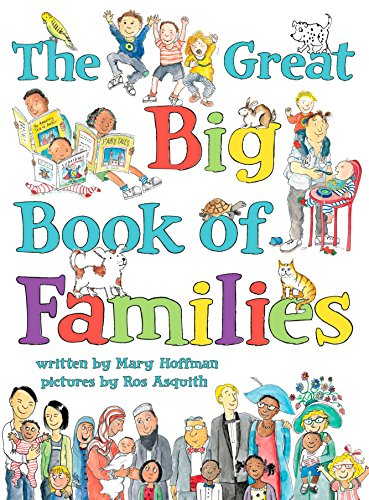 9780803735163: The Great Big Book of Families