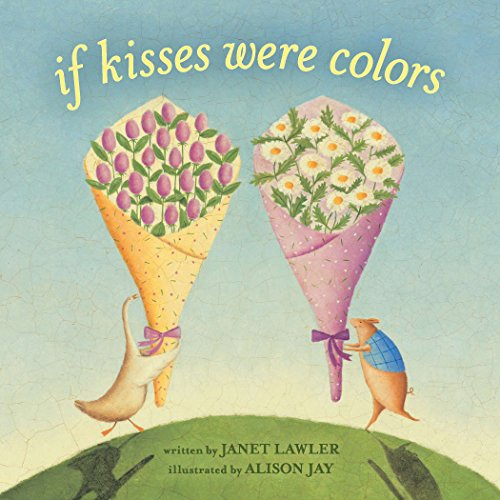 9780803735309: If Kisses Were Colors board book