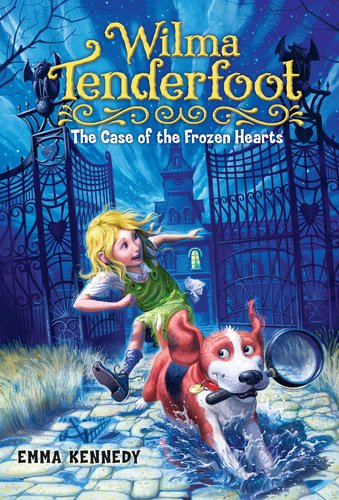 9780803735408: Wilma Tenderfoot: The Case of the Frozen Hearts