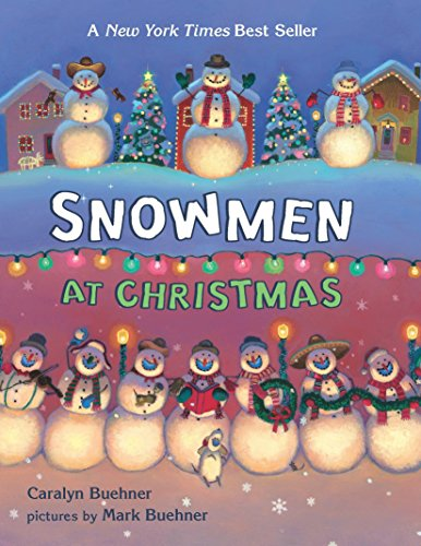 9780803735514: Snowmen at Christmas