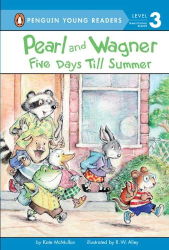 9780803735897: Pearl and Wagner: Five Days Till Summer