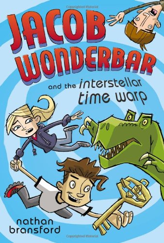 9780803737037: Jacob Wonderbar and the Interstellar Time Warp