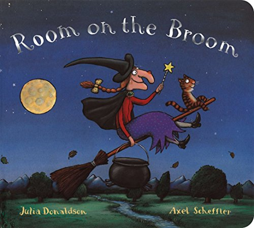 9780803738416: Room on the Broom Board Book
