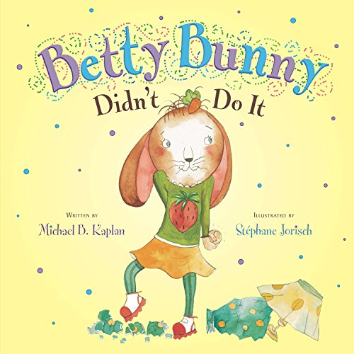 9780803738584: Betty Bunny Didn't Do It