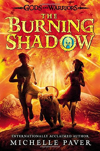 9780803738805: The Burning Shadow (Gods and Warriors)