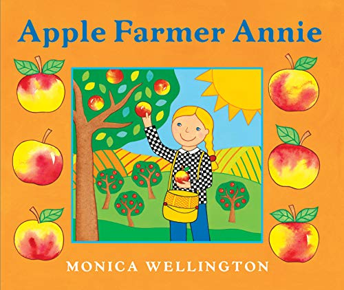 9780803738881: Apple Farmer Annie Board Book