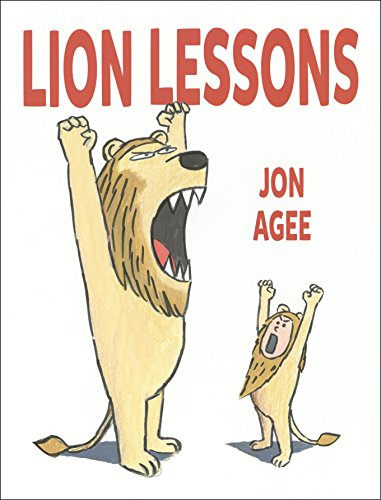 Lion Lesson: Agee. Jon