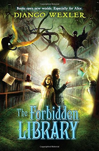 9780803739758: The Forbidden Library