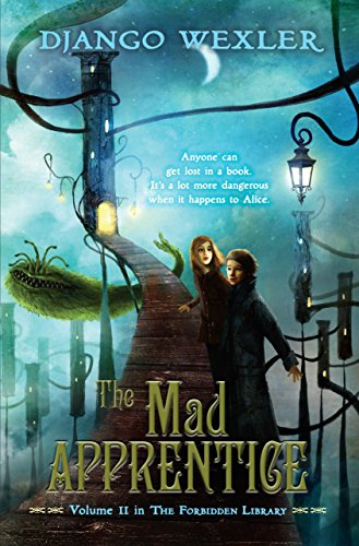 Mad Apprentice, The 9780803739765 The dark and thrilling sequel to the book Kirkus called,  Harry Potter, Alice in Wonderland, and Inkheart all rolled into one  When Alice's mysterious Uncle Geryon sends her to help capture a rogue apprentice--a boy who has the same ability Alice has to Read himself into stories--she knows to expect a wild and unpredictable trip. But even though Alice has visited the magical realms inside libraries before, this adventure is far more dangerous. Because Torment, the magic creature holding this library together, has gone mad. But he might also have information about Alice's missing father.