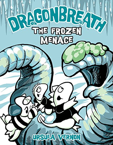 9780803739864: Dragonbreath #11: The Frozen Menace