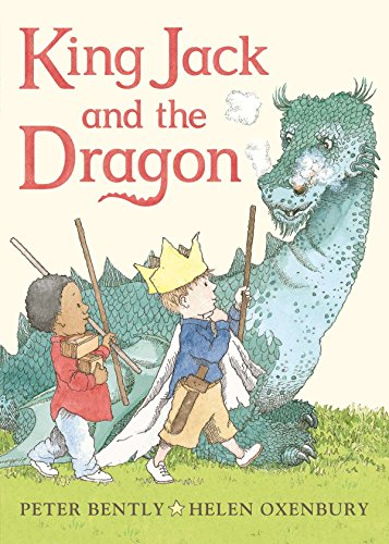 9780803739871: King Jack and the Dragon Board Book