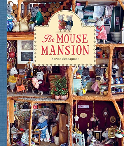 9780803740495: The Mouse Mansion