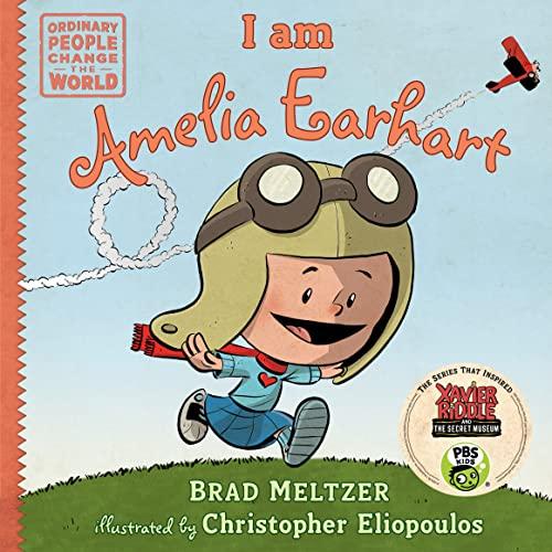 9780803740822: I Am Amelia Earhart