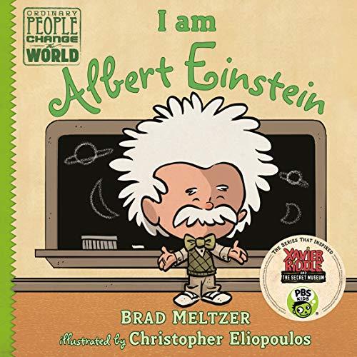 9780803740846: I am Albert Einstein (Ordinary People Change the World)