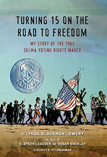 9780803741232: Turning 15 on the Road to Freedom: My Story of the 1965 Selma Voting Rights March