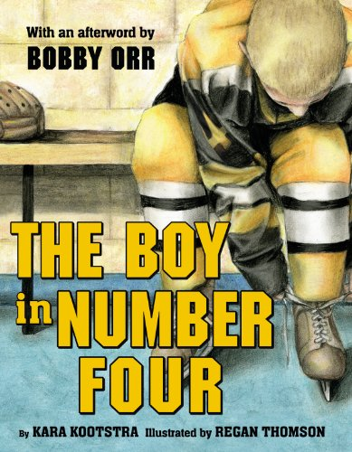 [signed] The Boy in Number Four