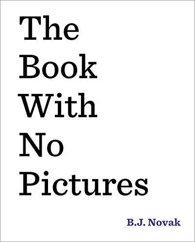 9780803741713: Book with No Pictures, The