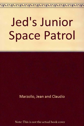 9780803742888: Jed's Junior Space Patrol (Dial easy-to-read)