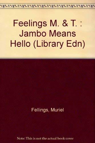 9780803743502: Jambo Means Hello: Swahili Alphabet Book