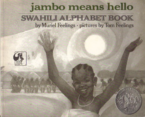9780803744288: Jambo Means Hello: Swahili Alphabet Book