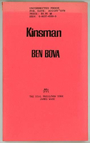 9780803745698: Kinsman: A novel (A Quantum novel)