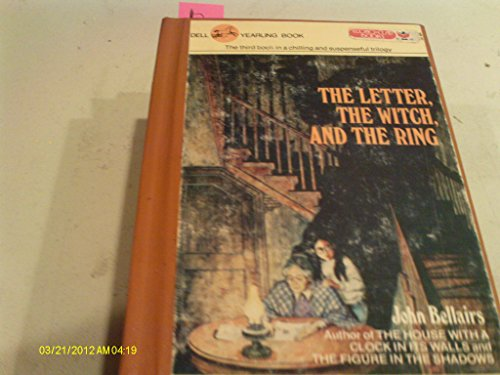 9780803747418: The Letter, the Witch, and the Ring (Lewis Barnavelt)