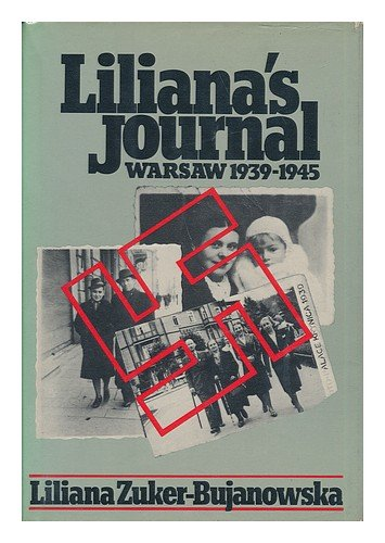 9780803749979: Liliana's journal: Warsaw 1939-1945