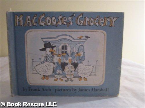 9780803752375: Macgoose's Grocery