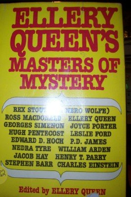 9780803753983: Ellery Queen's masters of mystery (Ellery Queen's anthology)