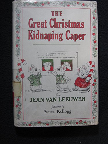 9780803754157: The Great Christmas Kidnapping Caper