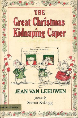 9780803754164: The Great Christmas Kidnapping Caper: Library Edition