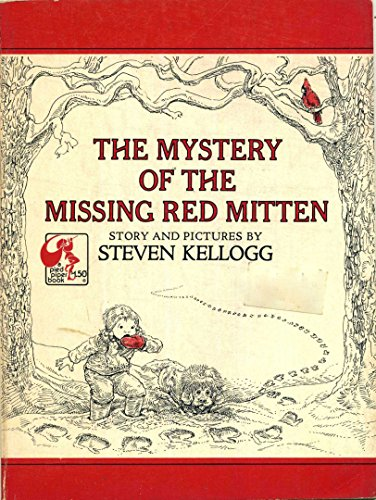 9780803757493: The Mystery of the Missing Red Mitten