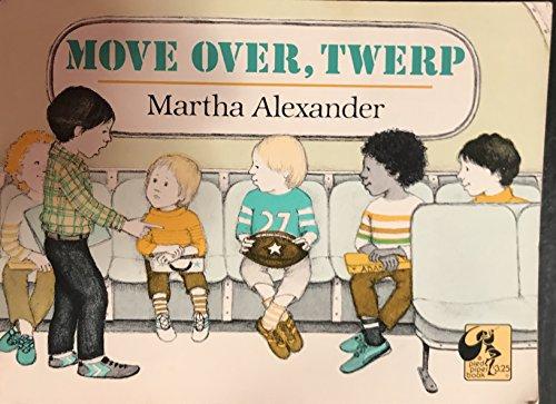Move over, Twerp: Martha Alexander