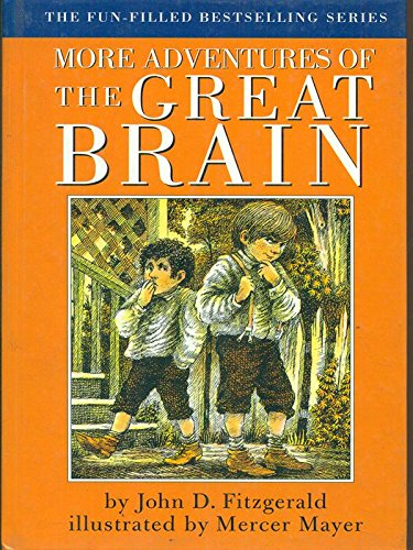 9780803758193: Fitzgerald John D. : More Adventures of the Great Brain(Hbk)