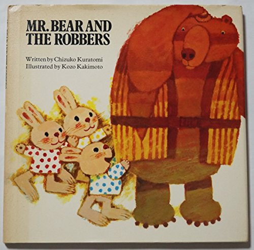 9780803758827: Mr. Bear and the Robbers