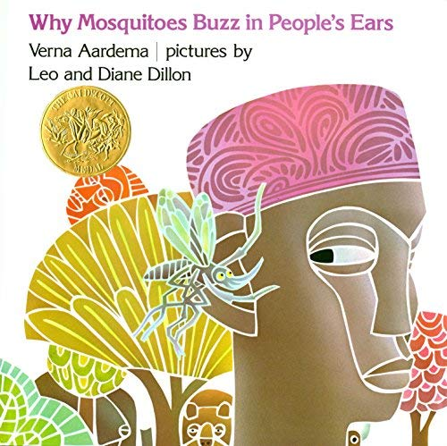 9780803760875: Aardema & Dillon : Why Mosquitoes Buzz (Library Edn)