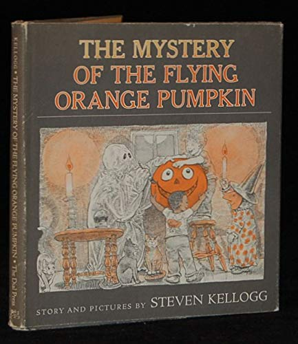 9780803761155: The Mystery of the Flying Orange Pumpkin