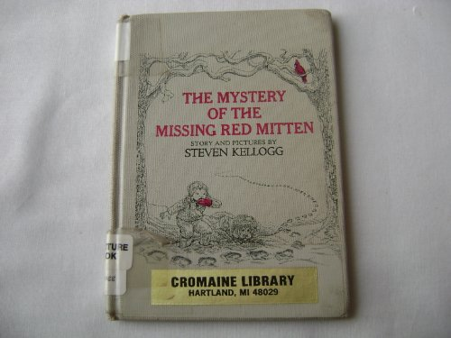 9780803761940: The Mystery of the Missing Red Mitten