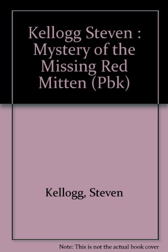 9780803761957: The Mystery of the Missing Red Mitten