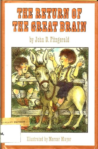 9780803774131: The Return of the Great Brain